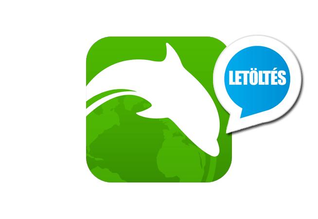 Dolphin Browser Android alkalmazás letöltése ingyen