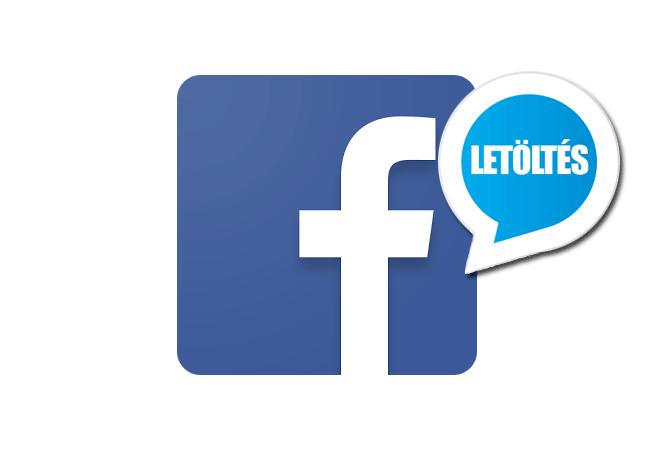 Facebook Android alkalmazás letöltése ingyen