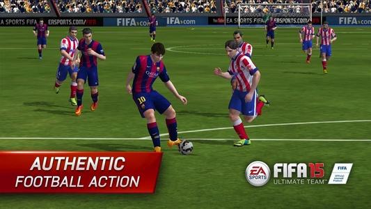 Fifa 15 játék letöltés