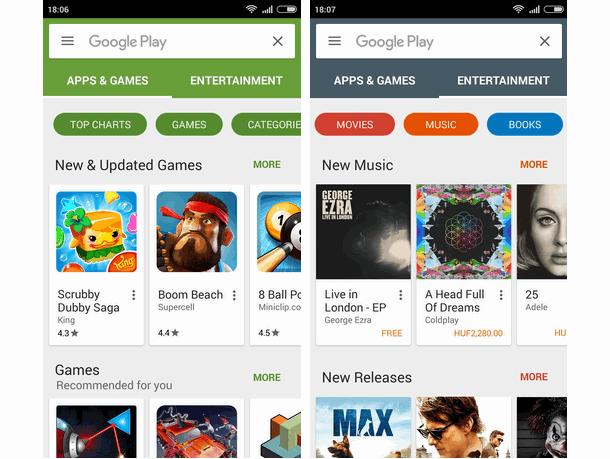 Google Play Store Apk letöltés ingyen