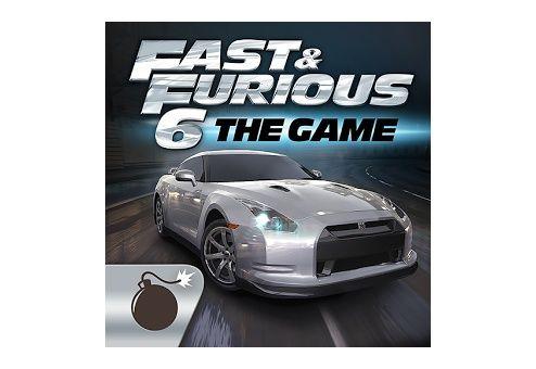 Fast & Furious 6: The Game Android játék letöltés